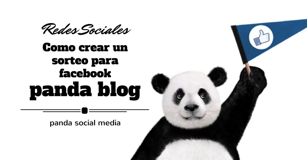 ¿Como crear un #Sorteo o #concurso para Facebook?