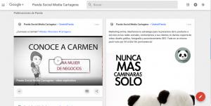 no descuides Google+ en tu Estrategia