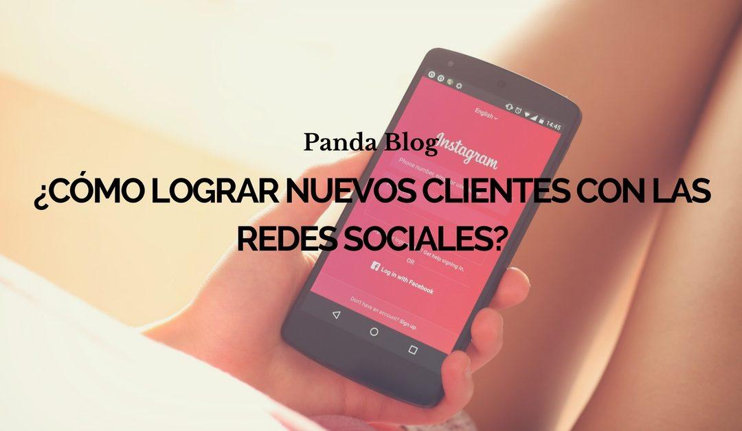 ¿Cómo lograr nuevos clientes en las redes sociales?