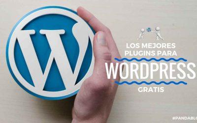 Los 10 mejores Plugins para WordPress Gratis 2018