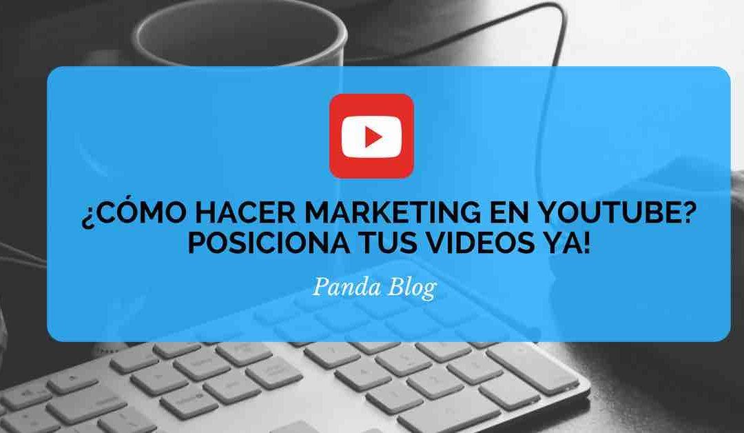 Los mejores trucos para hacer marketing en Youtube