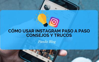 Como usar Instagram paso a paso 2018