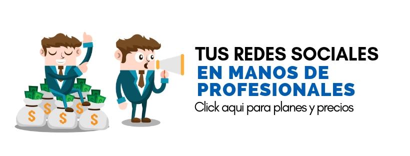 redes sociales en cartagena community manager