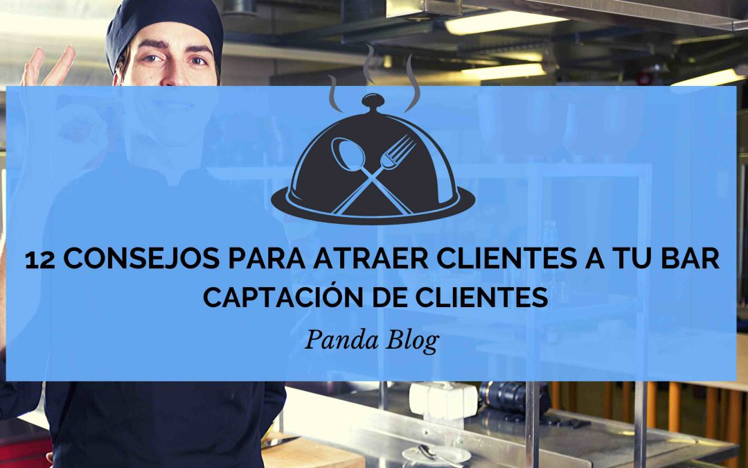 consejos marketing para bares y restaurantes