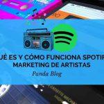 spotify marketing para músicos que es y como funciona