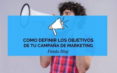Como definir los objetivos de tu campaña de marketing