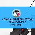 subir productos tienda online Prestashop