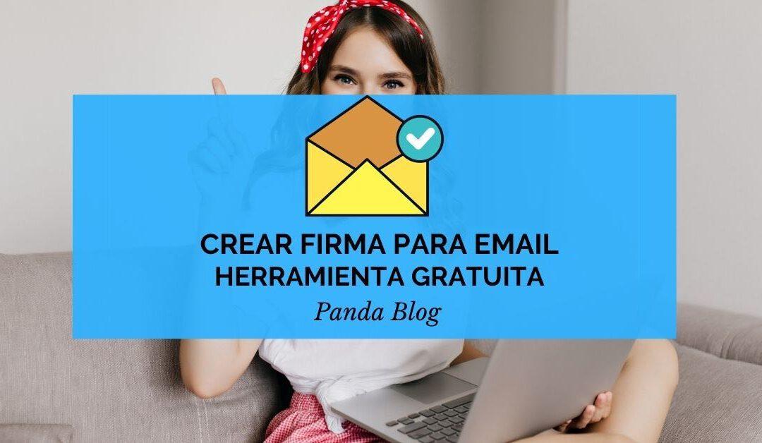 Añadir Firma a tu correo electrónico (E-Mail Signature)