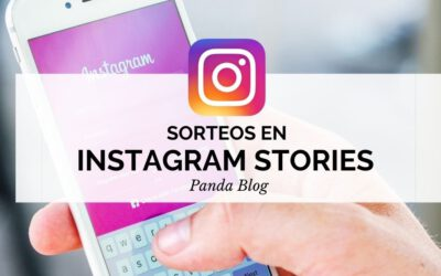 Sorteos en Instagram Stories
