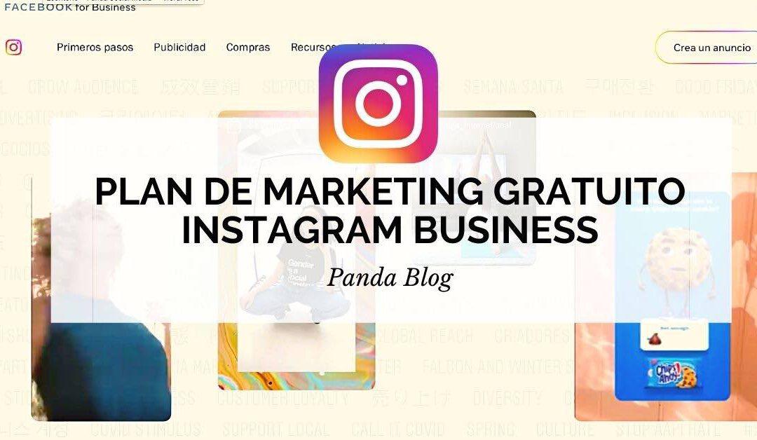 instagram business plan de marketing gratuito